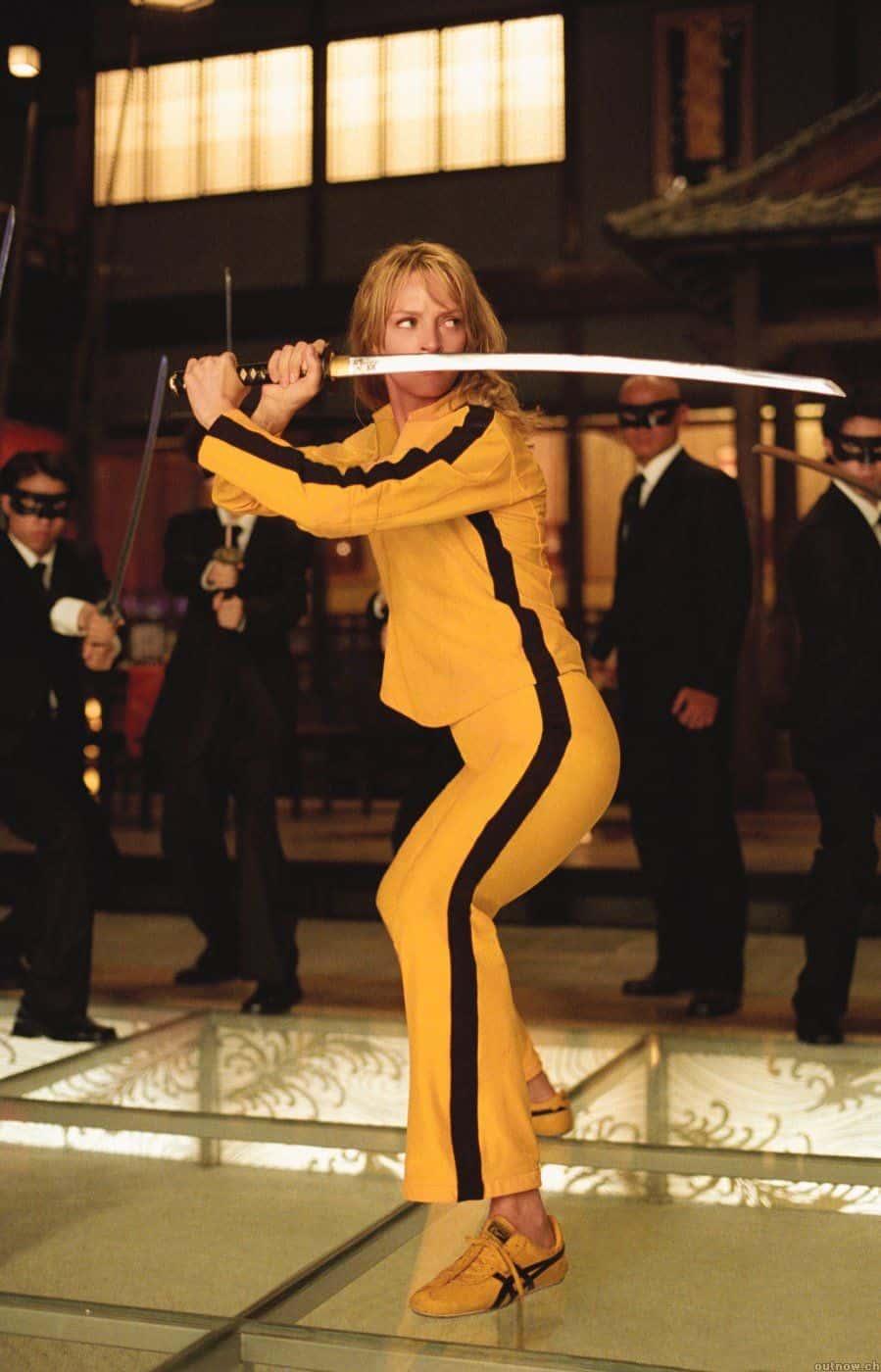 Kill Bill 3 Podria Unir A Uma Thurman Y A Su Hija Maya Hawke En La Pantalla