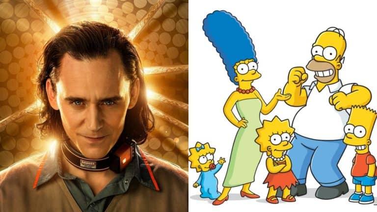Loki Los Simpson