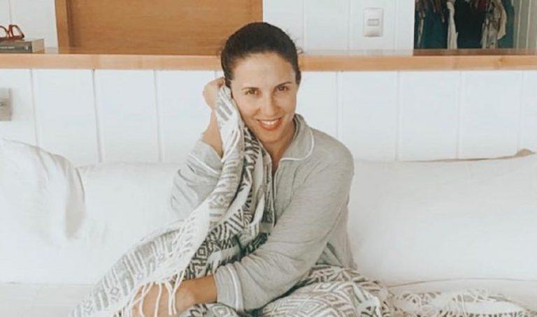 Luz Valdivieso Celebra Su Cumpleaños 44