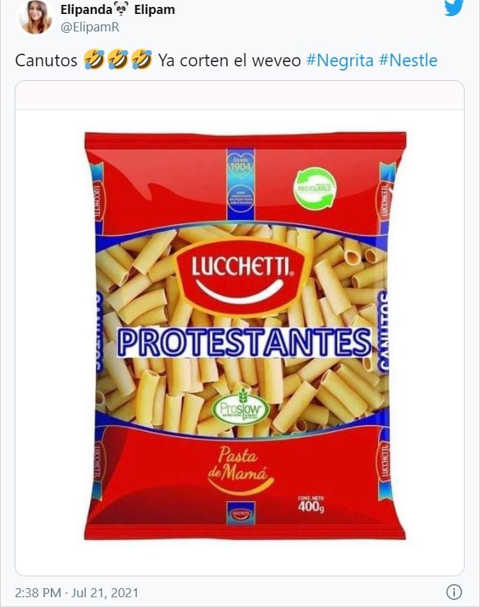 Meme Cambio De Nestlé