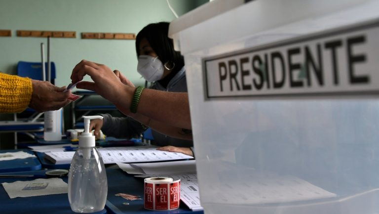 Primera Vuelta Presidencial