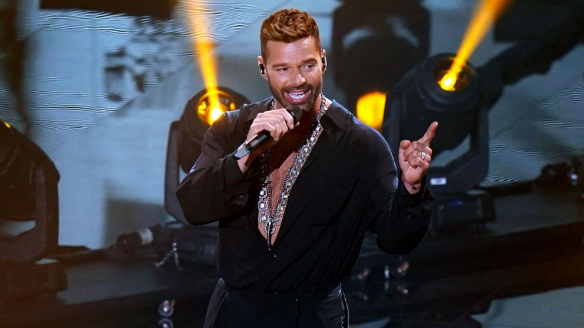 Ricky Martin Rutina