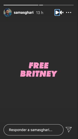 Sam Asghari Free Britney