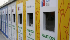 se anuncian mas puntos limpios en chile para reciclar
