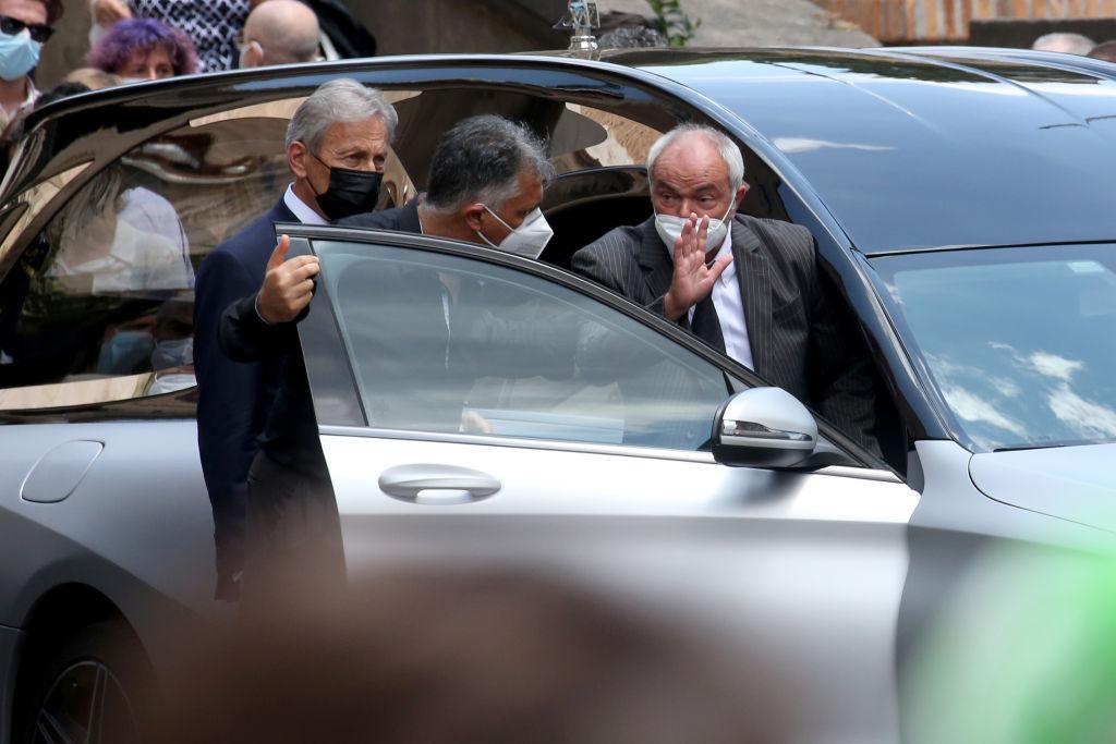 Raffaella Carrà Funeral