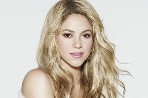 Shakira Poses For A Photo Session