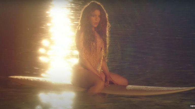 Shakira Nuevo Video