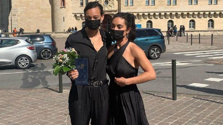 Tiane Endler Y Sofia Orozco Matrimonio