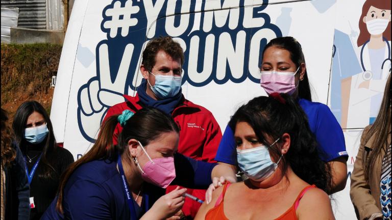 Vacunación Rezagados