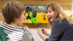 Videojuegos En Niños