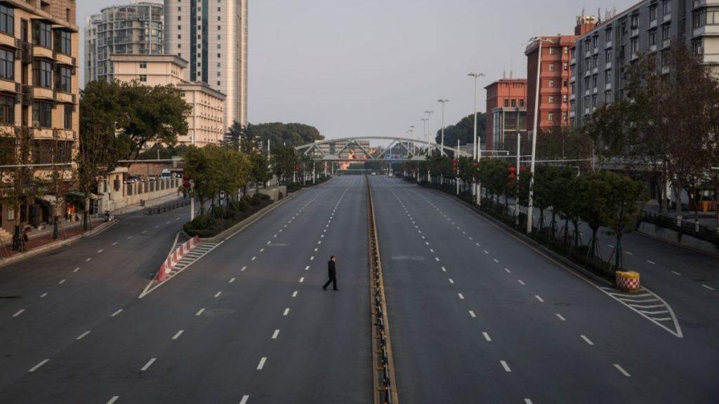 Wuhan Cuarentena