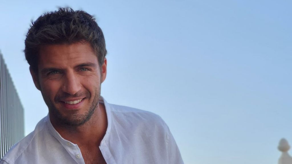 Actor Maxi Iglesias