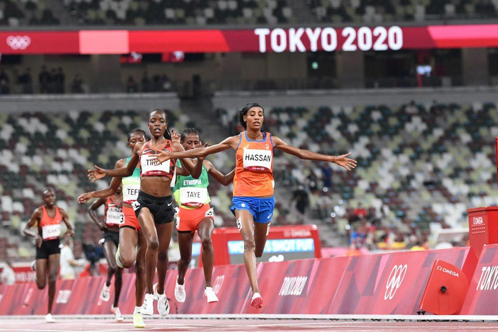 Increíble momento en Juegos Olímpicos