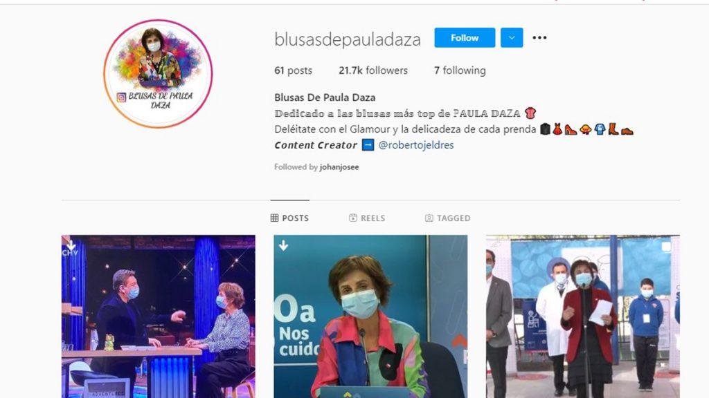 Blusas De Paula Daza