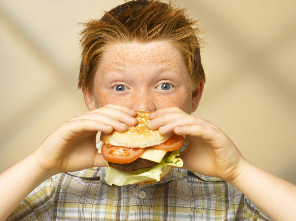 Comida poco saludable