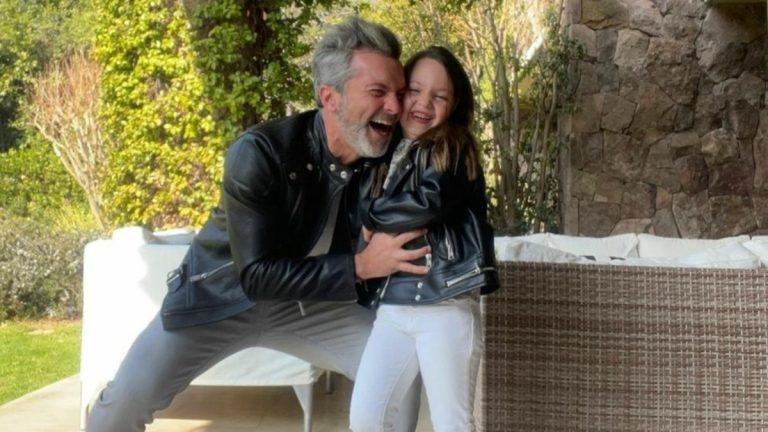 Cristián Sánchez Y Su Hija Gracia