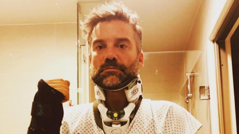 Diego Muñoz Habló De Las Secuelas De Su Accidente En Moto En 2019