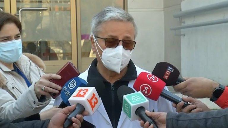 Doctor Dalton Azócar habló de niña afectada en desafío de TikTok