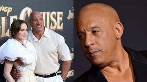 Dwayne Johnson Vs Vin Diesel