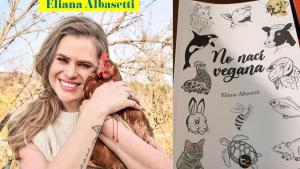 Eli Albasetti Y Su Nuevo Libro