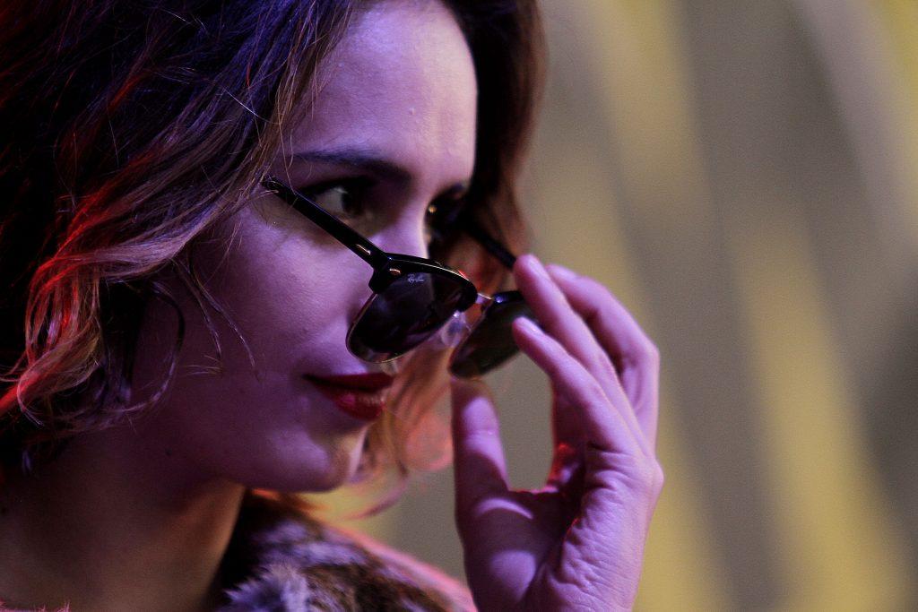 Fernanda Urrejola cantante actores nacionales