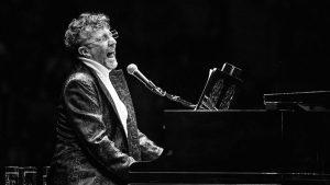 Fito Páez cantó tema de Elvis Costello