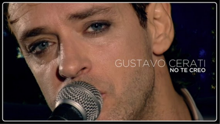 Gustavo Cerati Video