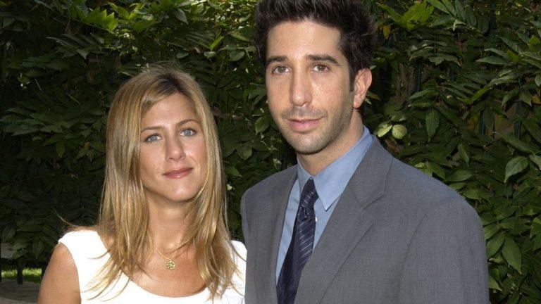 Jennifer Aniston Y David Schwimmer No Están Juntos