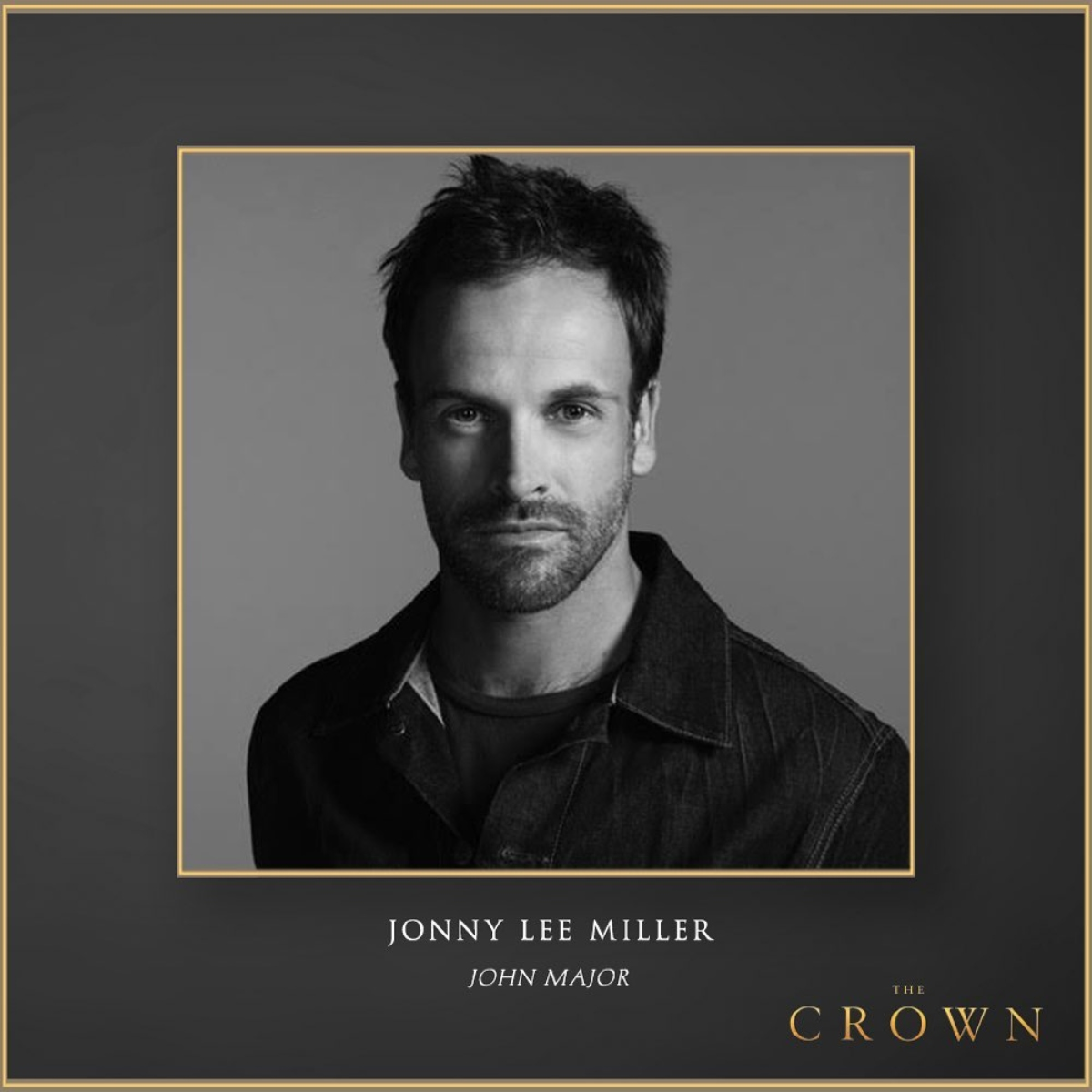 Johny Lee Miller The Crown