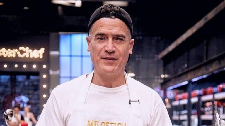 Julio Milostich Masterchef Celebrity