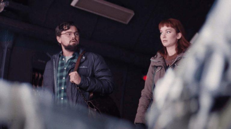 Leonardo DiCaprio Y Jennifer Lawrence en nueva película de Netflix