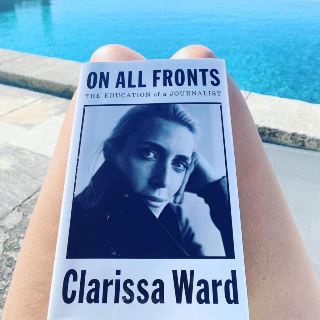 Libro De Clarissa Ward