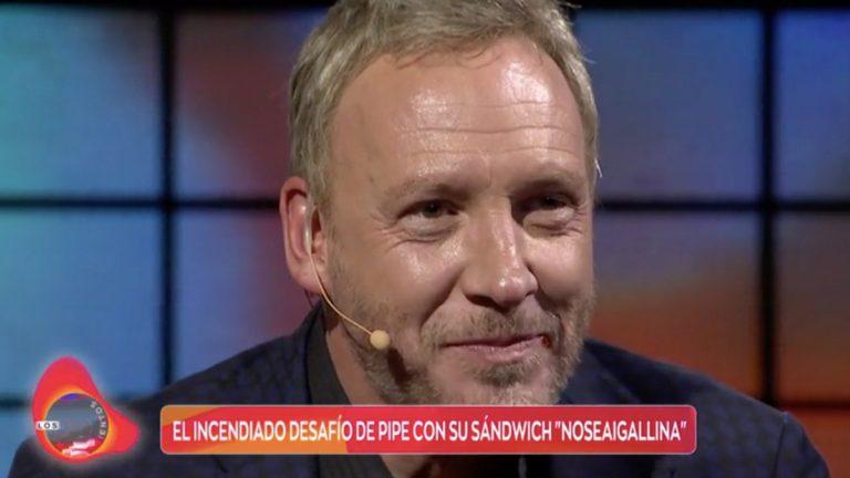 Martín Cárcamo En Los 5 Mandamientos