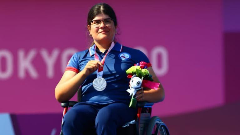 Medalla De Plata Chile Tokio 2020