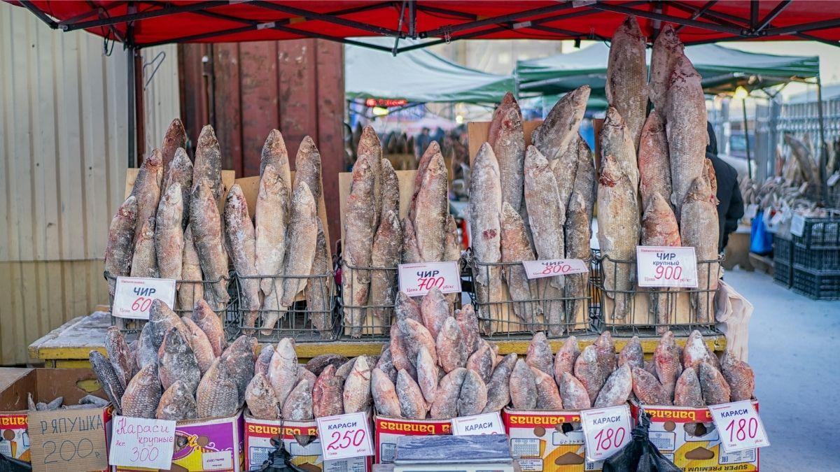 Mercado De Oymyakon