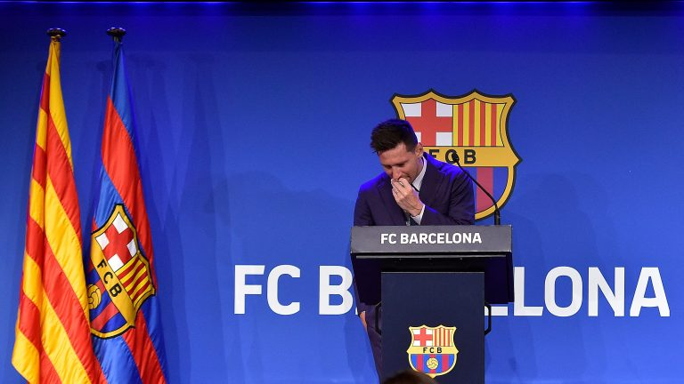 Pañuelo Messi