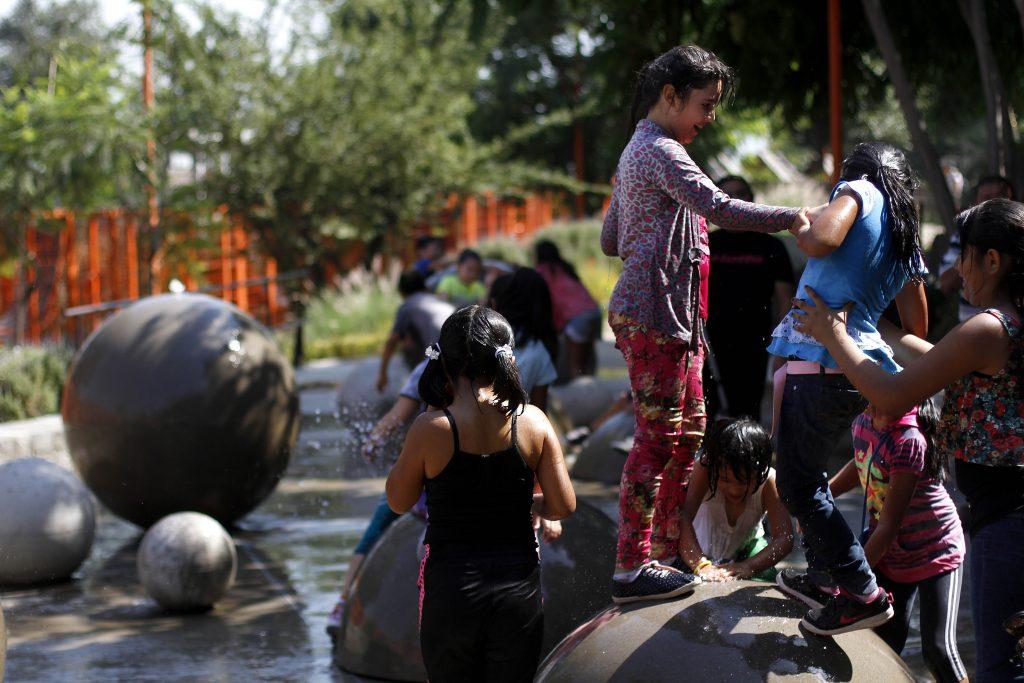 Parque de la Infancia panoramas gratuitos