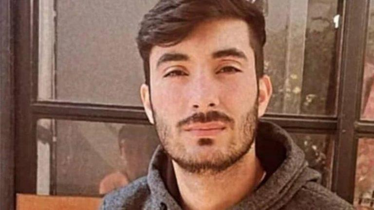 Patricio Muñoz joven desaparecido en Cerro Panul