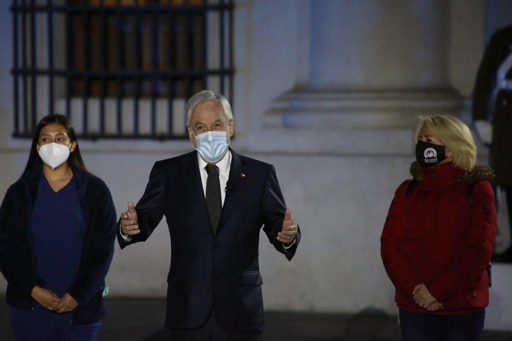 Presidente Piñera Duelo Nacional