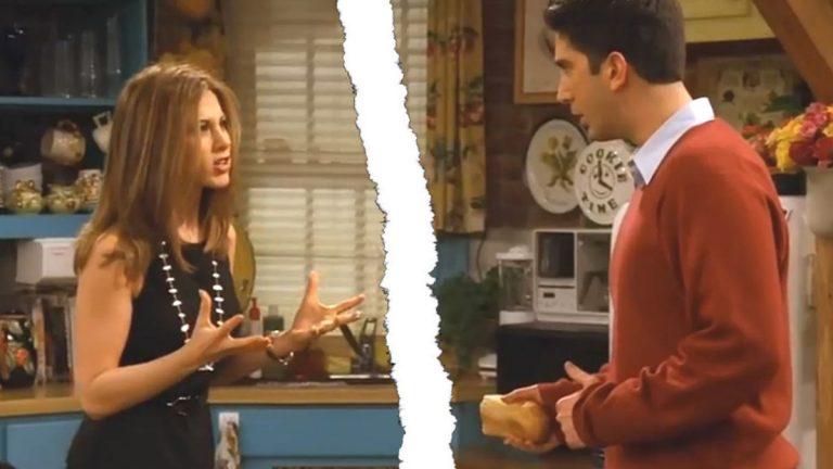 Rachel Y Ross En Friends