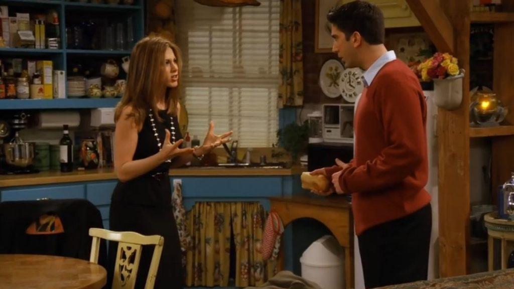 Rachel Y Ross Se Toman Un Tiempo