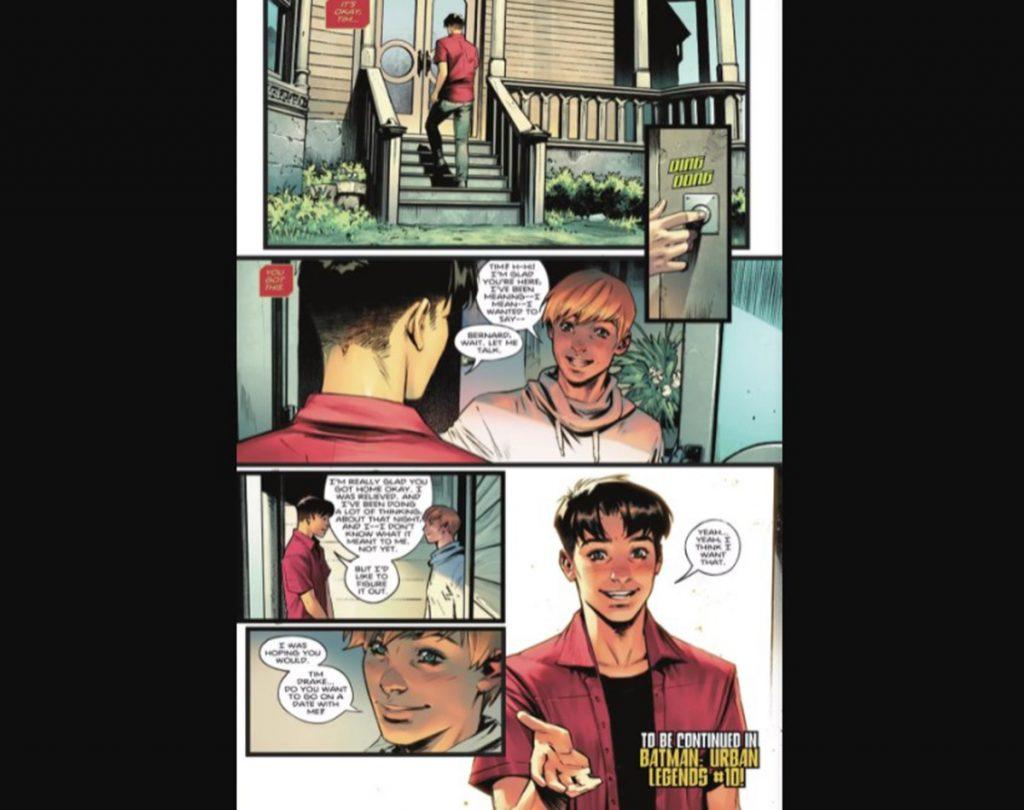 Robin Confiesa Que Es Bisexual