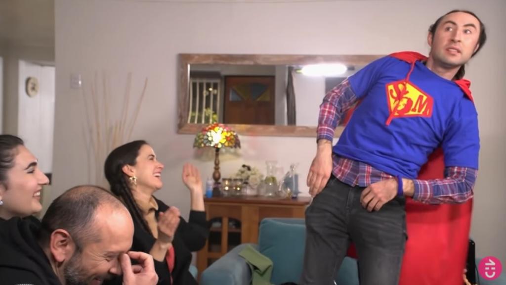 Super Mario Ortega En Programa CHV