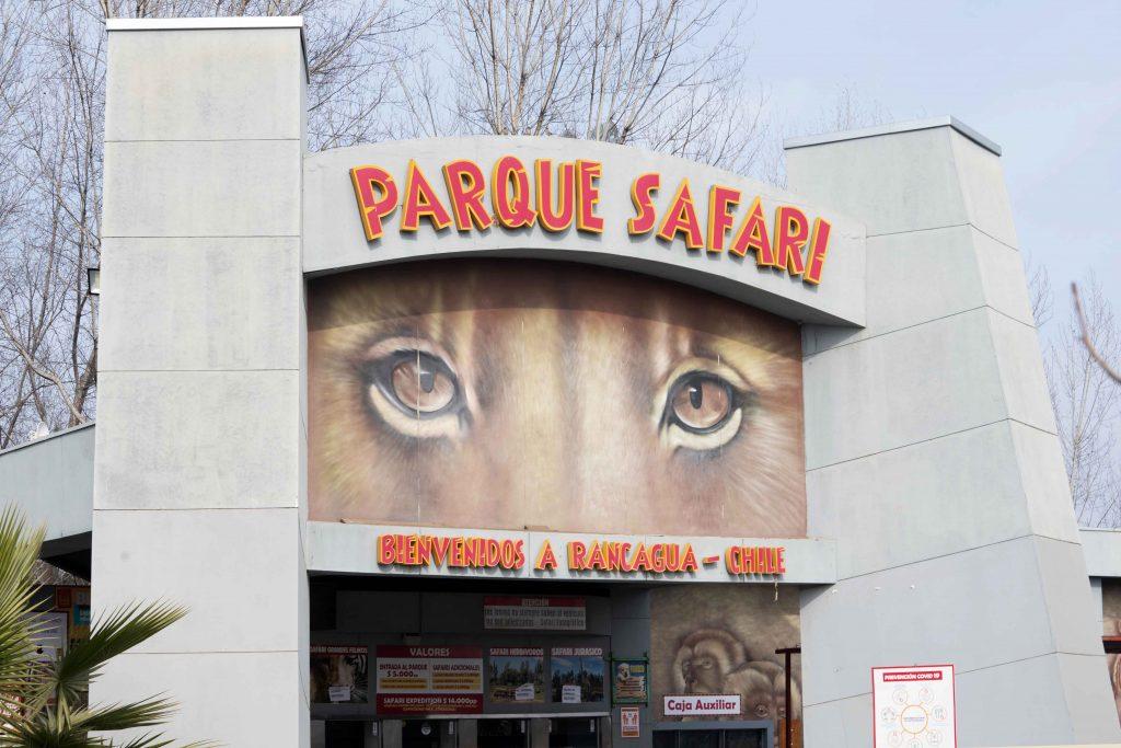 Parque Safari suspensión