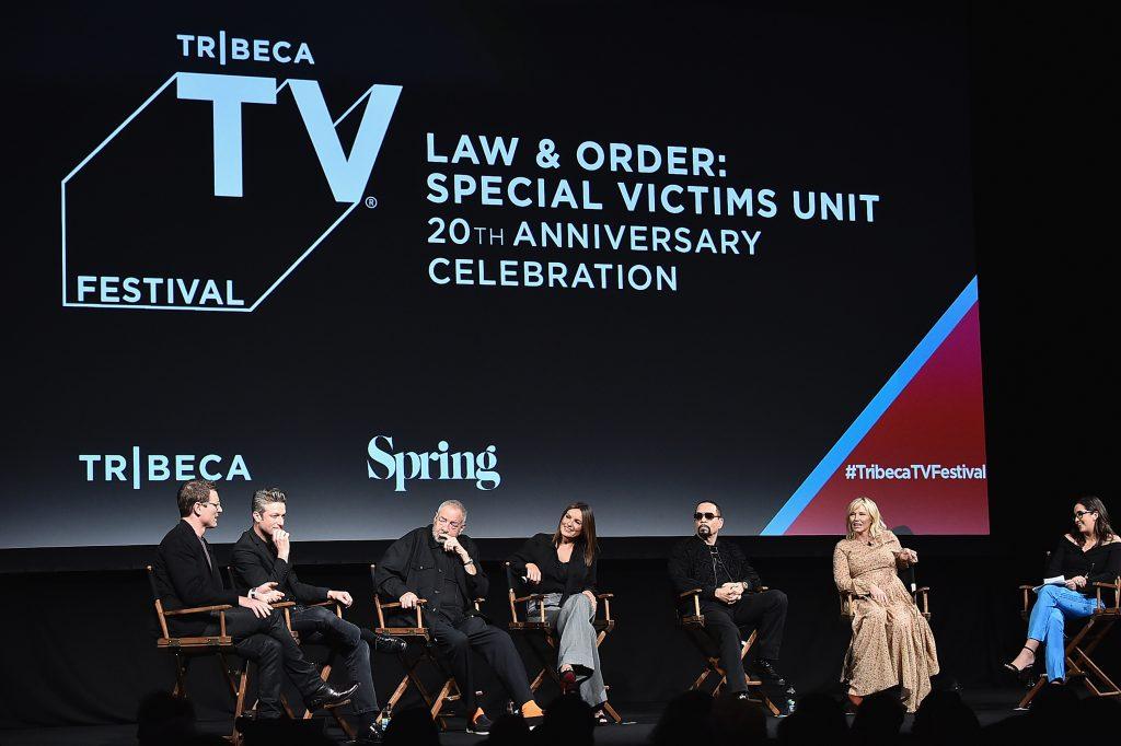 actor de la Ley y el Orden