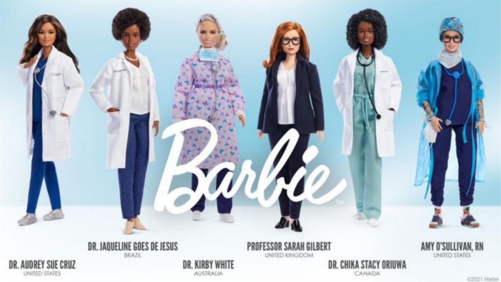 Barbie Científica (1)