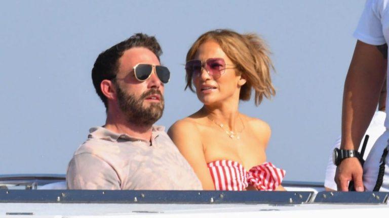 Ben Affleck Compromiso Jennifer Lopez