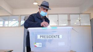 Candidatos Presidenciales servel