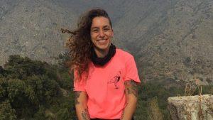 Deportista Chilena Andrónico Luksic