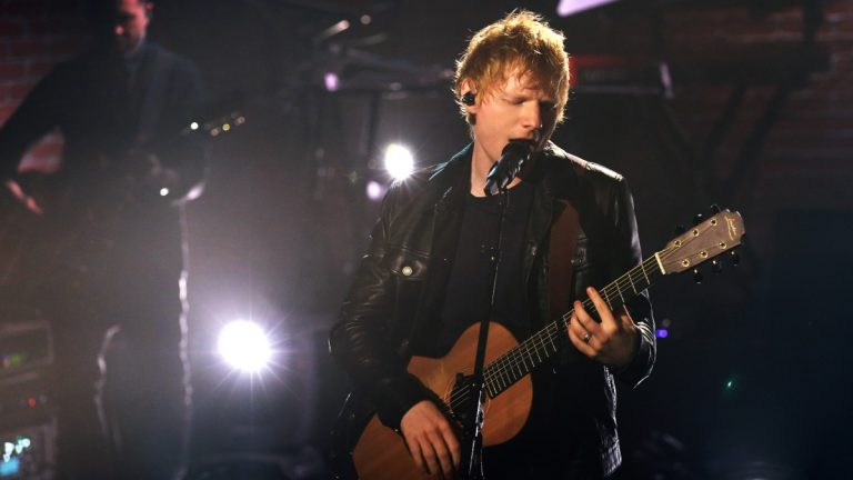 Ed Sheeran Disco
